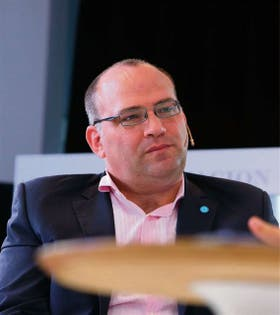 Ricardo Negri: secretario de agricultura
