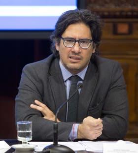 El ministro de Justicia expuso en el Senado