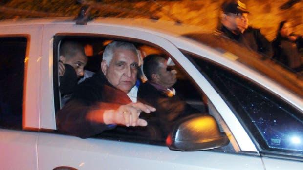 "Con el ""Pata"" Medina preso, se reactivaron las obras en La Plata"