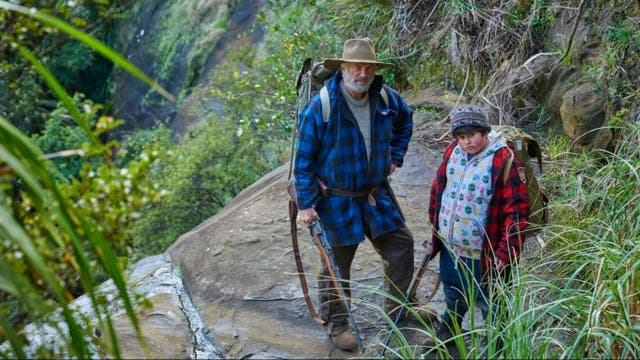 Hunt for the Wilderpeople, una maravilla