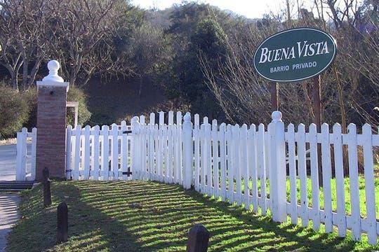 """El barrio privado """"Buena Vista"""". Foto: lanacion.com / Constanza Longarte"""
