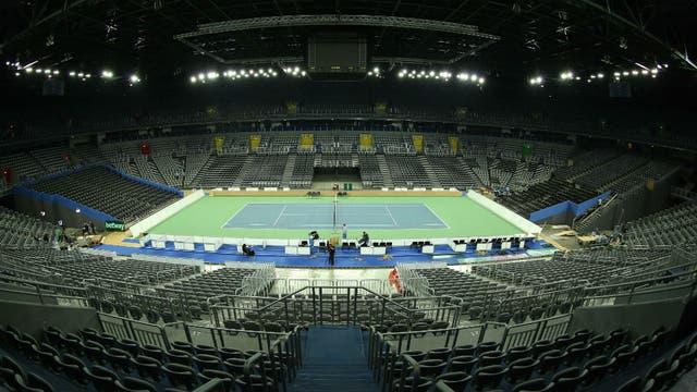 El Arena Zagreb espera por la final
