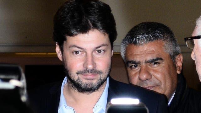 """Matías Lammens, presidente de San Lorenzo: """"Si bien no subestimamos a nadie, estamos conformes con el sorteo"""""""