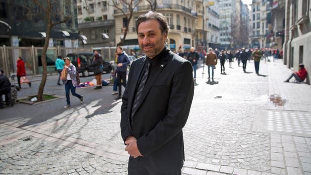 Alejandro Roisentul es un médico argentino que trabaja cerca de la frontera entre Israel y Siria