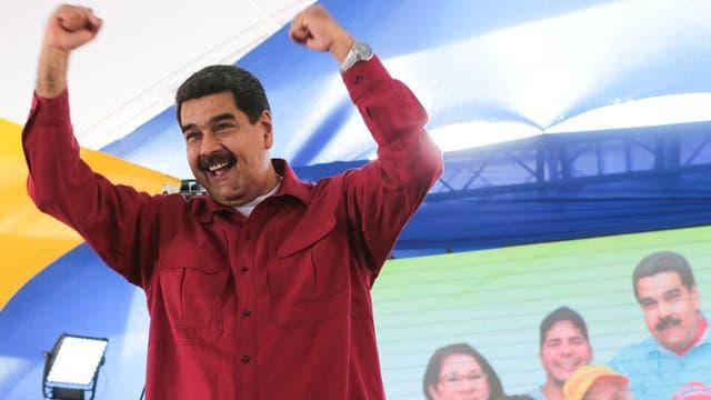 Los chavistas somos los judíos del Siglo XXI: Nicolás Maduro