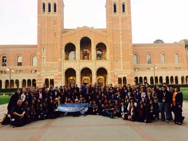 El año pasado viajaron 96 docentes a Estados Unidos