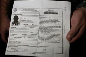 El inmigrante guineano pidió asilo político en Brasil el pasado 23 de septiembre