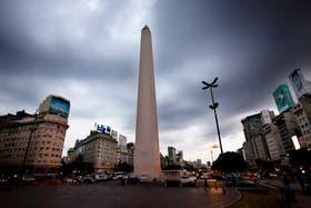 Se esperan tormentas fuertes en la Capital
