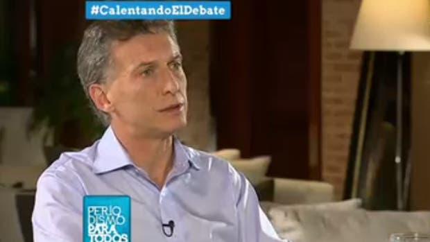 Macri fue mejor que Scioli en la entrevista con Lanata #MM♥