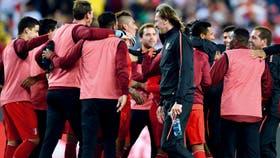 Gareca de cara al encuentro decisivo ante Perú