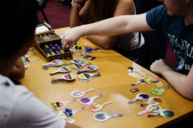 En su último Festival, la comunidad local de jugadores GeekOut reunió a 2500 personas