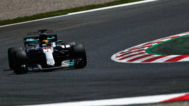 Hamilton, el más rápido en España