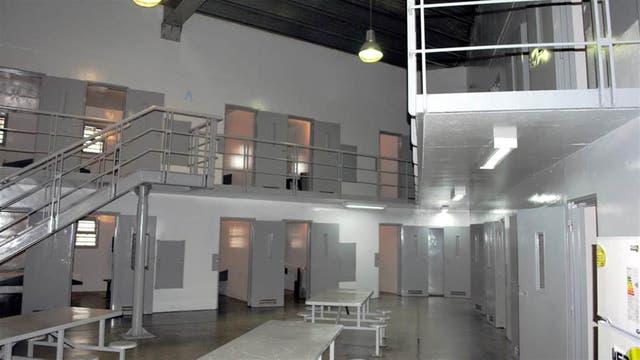 El Hospital Penitenciario Central, en el penal de Ezeiza, donde De Vido permanecerá durante el fin de semana