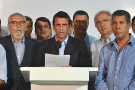 Capriles denunció al Tribunal de Justicia de Venezuela de cometer un fraude constitucional