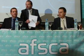 Martin Sabbatella es el Presidente de Afsca