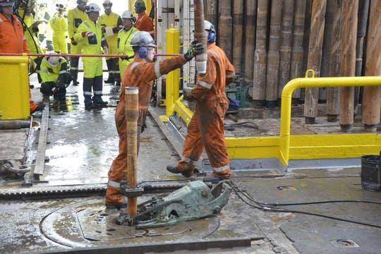 El 78 por ciento de las ganancias netas de las petroleras se tributa en impuestos. Foto: Johan Sverdrup / Statoil