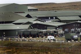 Los últimos ejercicios realizados por las tropas británicas en Malvinas se llevaron a cabo el pasado mes de julio