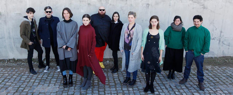Un grupo de creativos que se junta y potencia