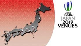 Japón recibirá al mejor rugby del mundo