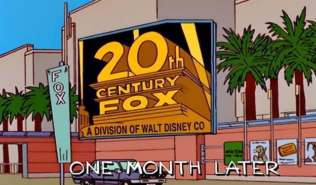 Los Simpson sigue haciendo gala de su capacidad de predecir el futuro