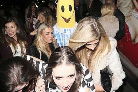 Kieran Gibbs, oculto. Foto: Daily Mail