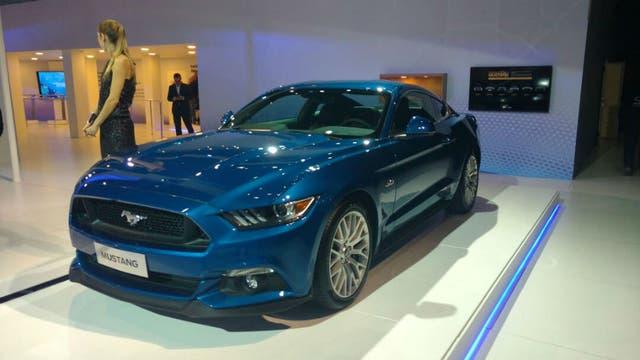 Ford Mustang es el muscle car emblema de la marca del óvalo