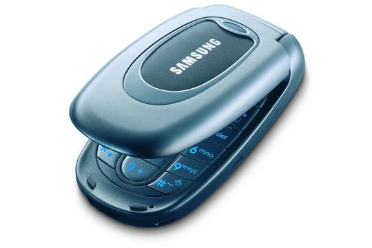 Samsung SGH-X486 (2005).