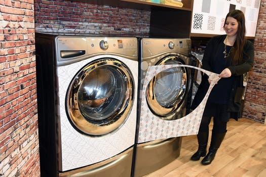 Por su parte, los lavarropas y secarropas de Whirlpool son compatibles con los controles Nest. Foto: AFP