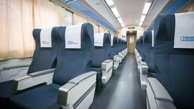 El vagón de primera clase