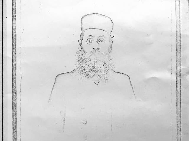 Mordejai Reuben Hacohen Sinay nació en 1850, vivió en Grodno y emigró a la Argentina en 1894. Murió en Buenos Aires en 1918
