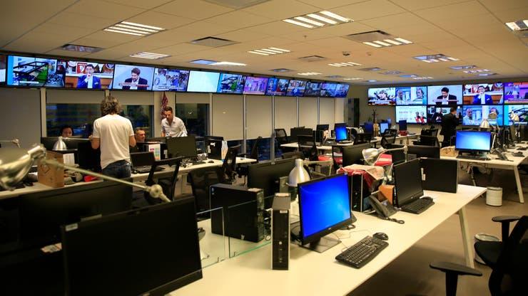 La redacción de Telefé Noticias, por dentro