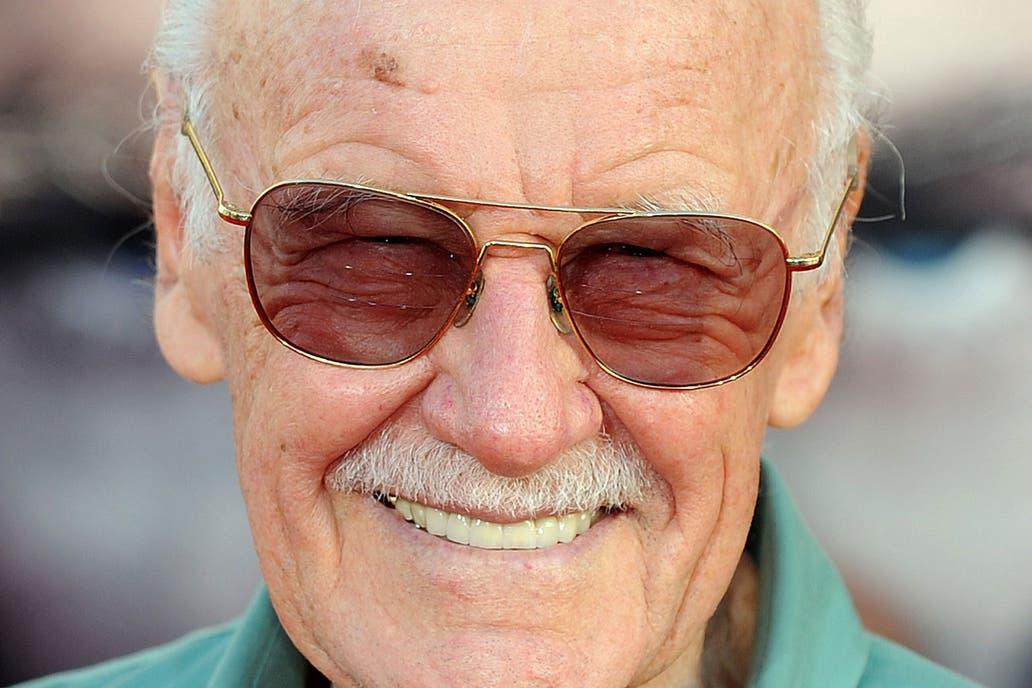Stan Lee y su lucha contra la neumonía