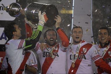 Campeón de América: después de 19 años, River volvió a alzar la Copa Libertadores en 2015