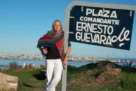 Lucía Alvarez de Toledo, autora de La historia del Che Guevara