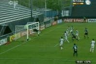 Un gol fantasma dejó a Independiente Rivadavia sin la punta
