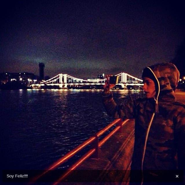 Así es el viaje de Calu y el Chino Darín. Foto: /Twitter Calu Rivero /Instagram