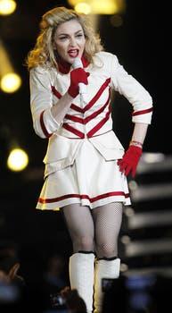 Madonna:  Madonna Louise Ciccone. Foto: LA NACION / Rodrigo Néspolo