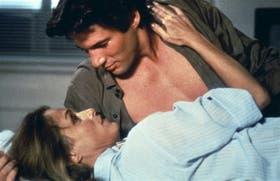 Sexo sin amor en Gigoló Americano, 1980,archivo