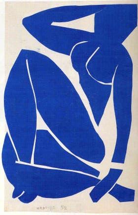 Los collages de Matisse, un éxito en la Tate de Londres y en el MoMA de Nueva York