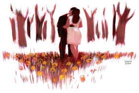 El origen de San Valentín tiene raíces en el Imperio Romano con un cura que celebraba matrimonios clandestinos