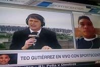 """Teo Gutiérrez mirará la final por TV: """"Tengo plena confianza, que Dios los bendiga"""""""