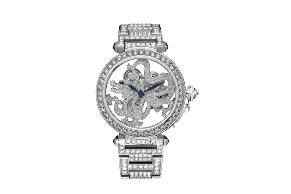 Reloj Cartier (cons. precio).