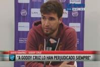 """Ramírez y el temor de Godoy Cruz: """"En un escritorio contra San Lorenzo no tenemos chances"""""""