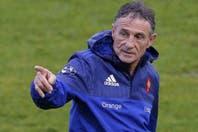 """Guy Novès, el técnico de Francia y su manera de frenar a los Pumas: """"Espero que se duerman"""""""