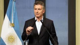 Macri quiere asegurar las fronteras