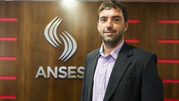 Emilio Basavilbaso, director ejecutivo de la Anses