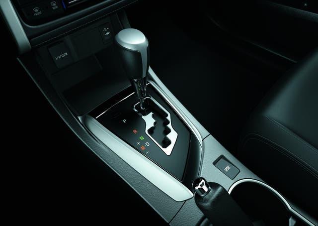 El interior del nuevo Toyota Corolla