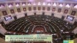 Cómo fue el debate en el Congreso por el proyecto de ley para limitar la aplicación del 2x1