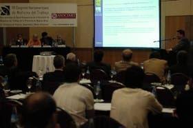 De las jornadas participaron expertos de España, Brasil, Uruguay y Colombia, entre otros países