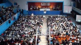 Más de 1700 especialistas llegaron a Bariloche para participar en el congreso